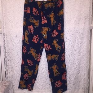8b1971c25b scooby doo Pajamas - Boys XL scooby doo fleece sleep pants